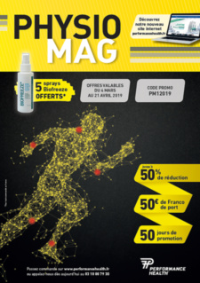 PhysioMAG n°7 - 04/03/2019